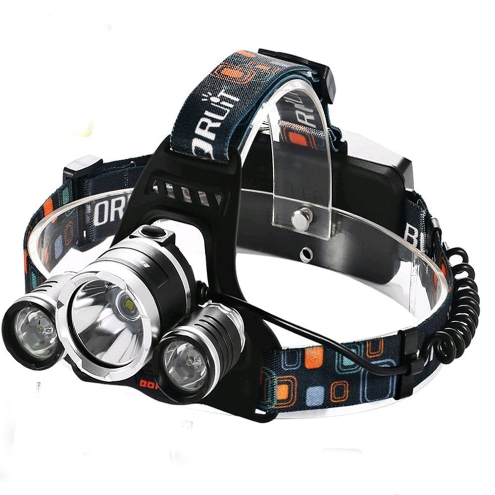 Boruit Night Hunting Headlamp