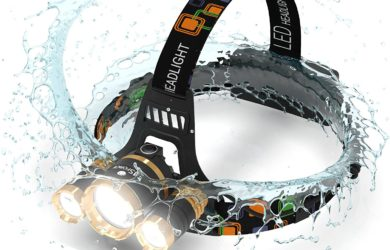Brightest and Best 6000 Lumen Headlamp