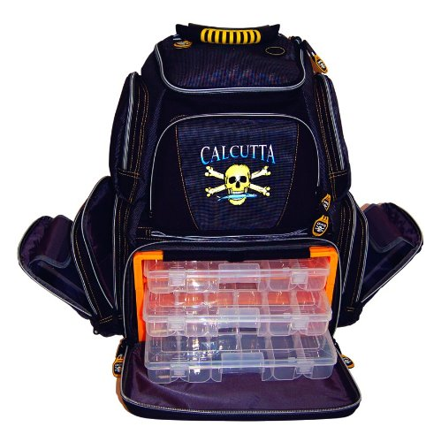 Calcutta Framed Tackle Backpack
