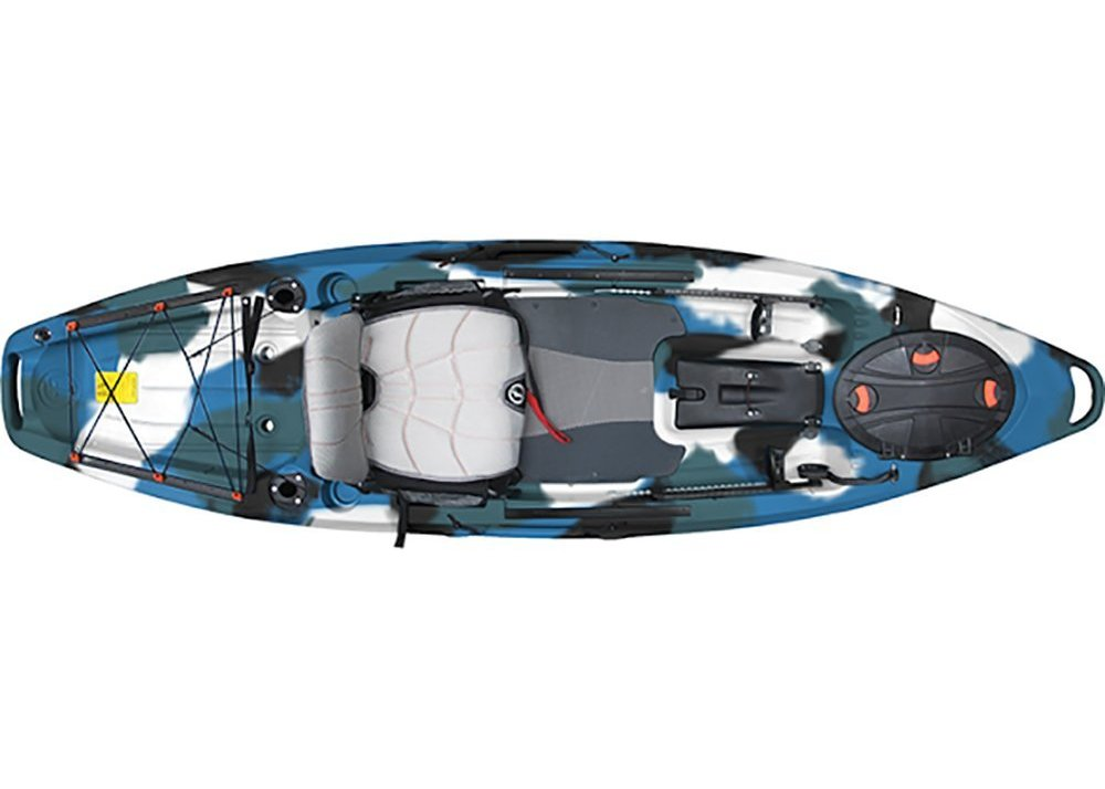 Feel Free Lure 10 Fishing Kayak