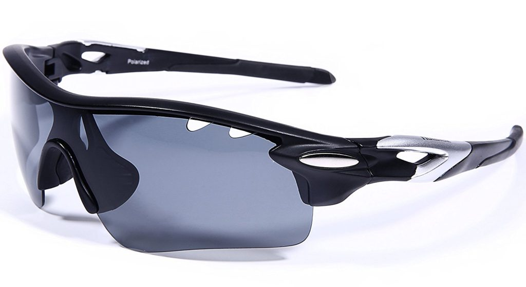 Hulislem Blade Sports Polarized Sunglass