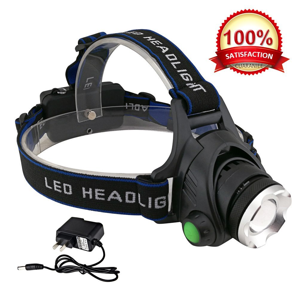 Kolpctt Rechargeable Headlamp