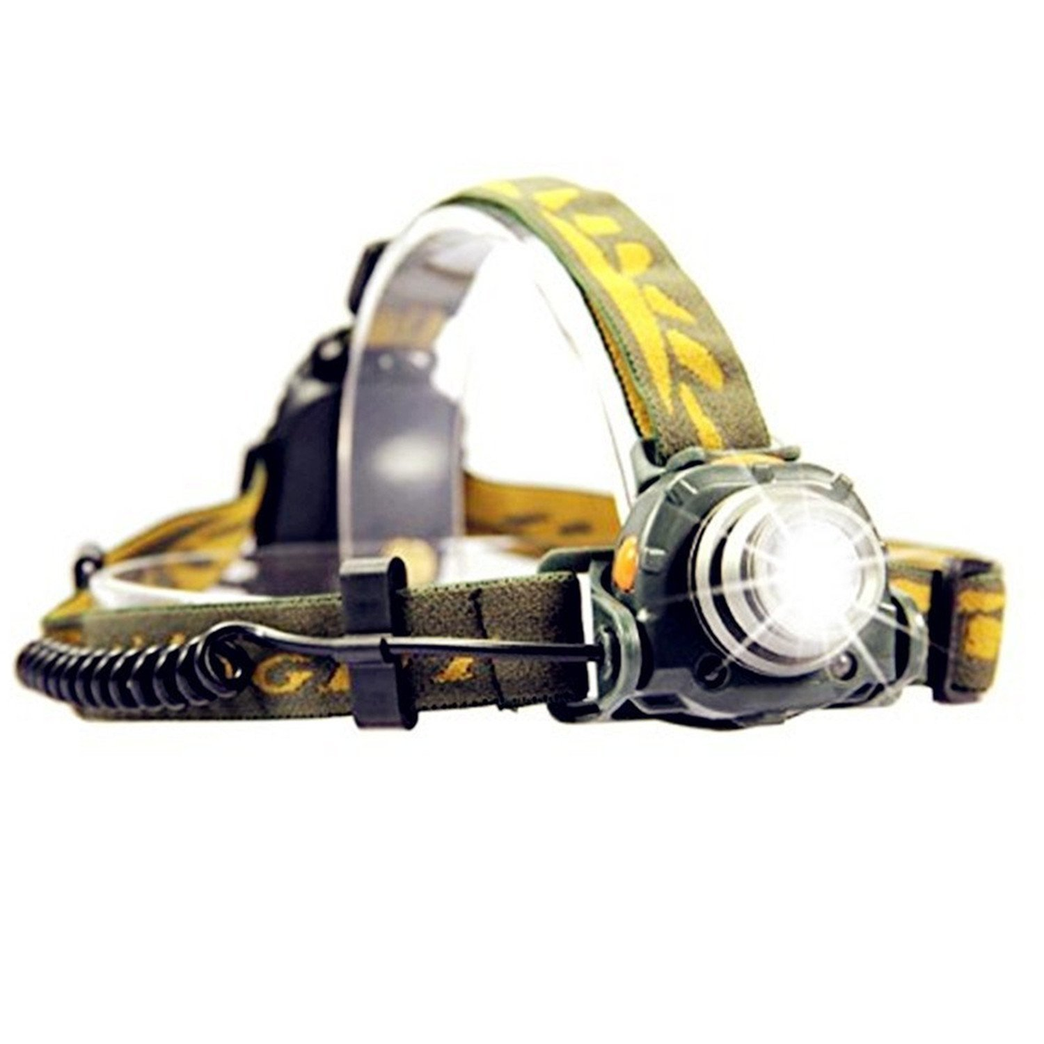 OxyLED MH20 Ultra Bright Headlamp