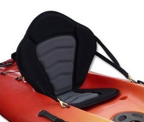 Pactrade Marine Adjustable Padded Kayak Seat