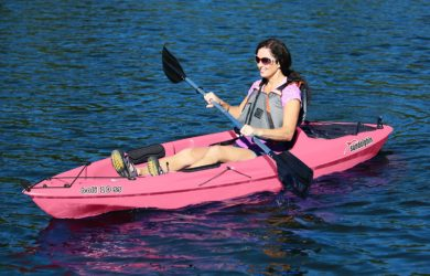 Sun Dolphin Bali 10 SS Sit On Top Kayak