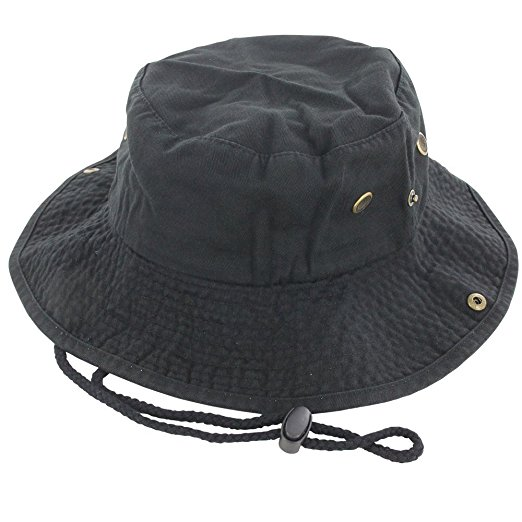 DealStock Cotton Boonie Fishing Hat