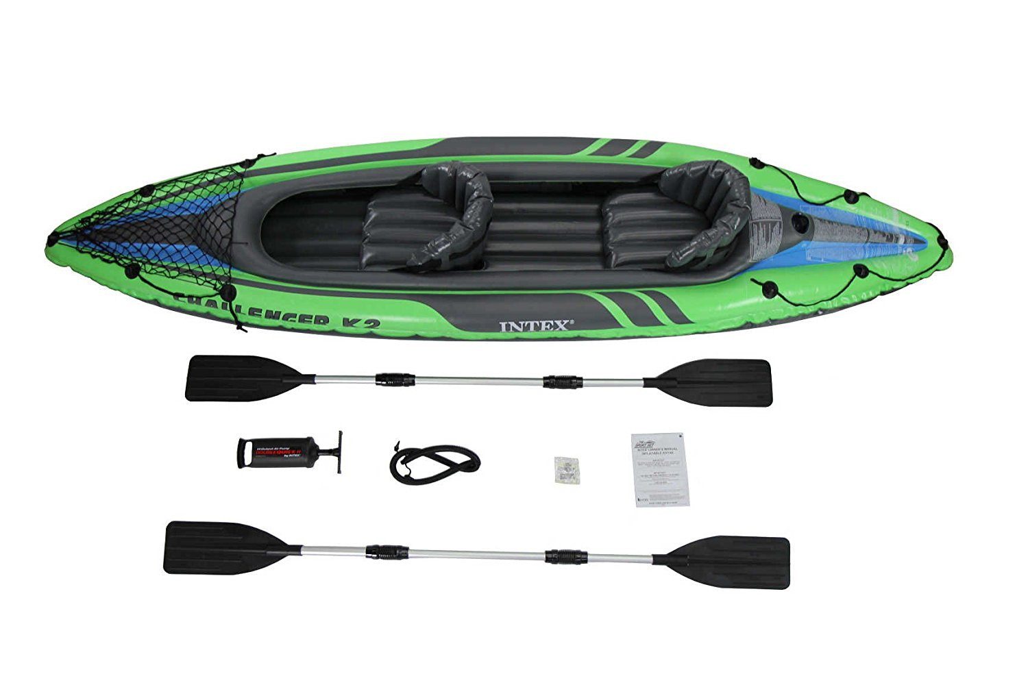 Intex Challenger K2 Kayak 1
