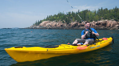 Ocean Kayak Scrambler 11 review