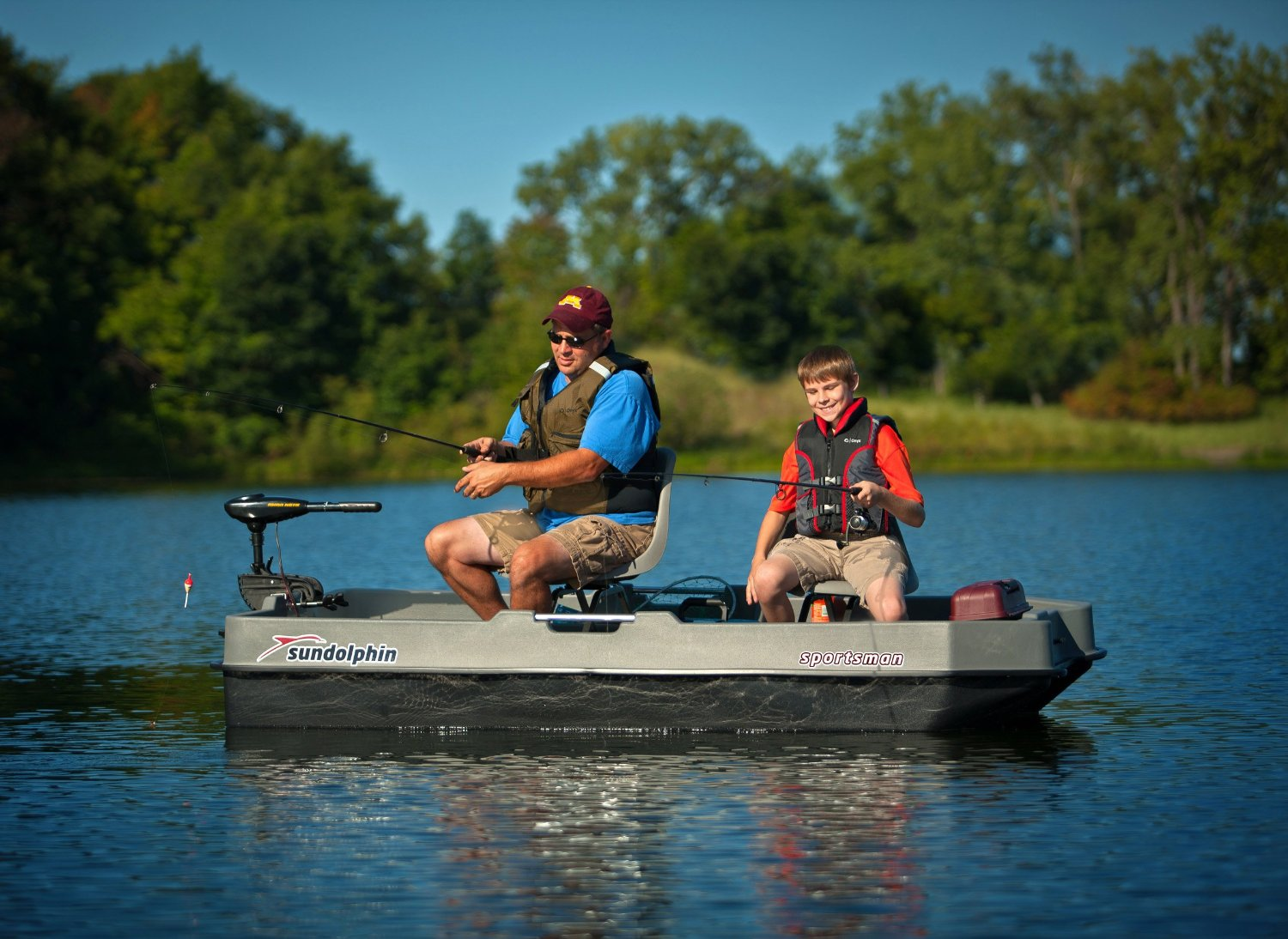 Best two man fishing boats reviews fishin things for Two man fishing boat