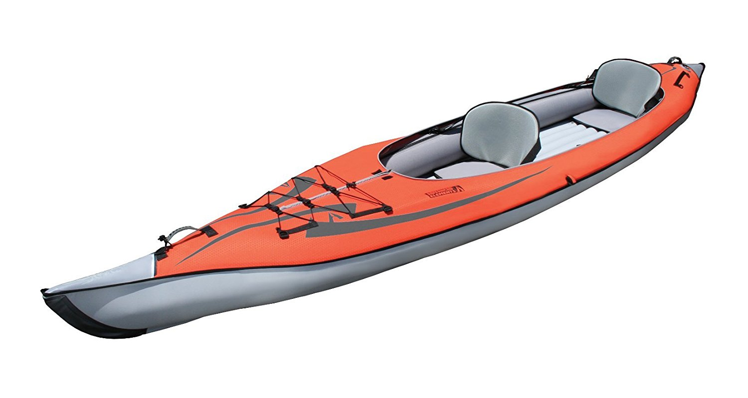 Advanced Elements AE1007-R Inflatable Kayak