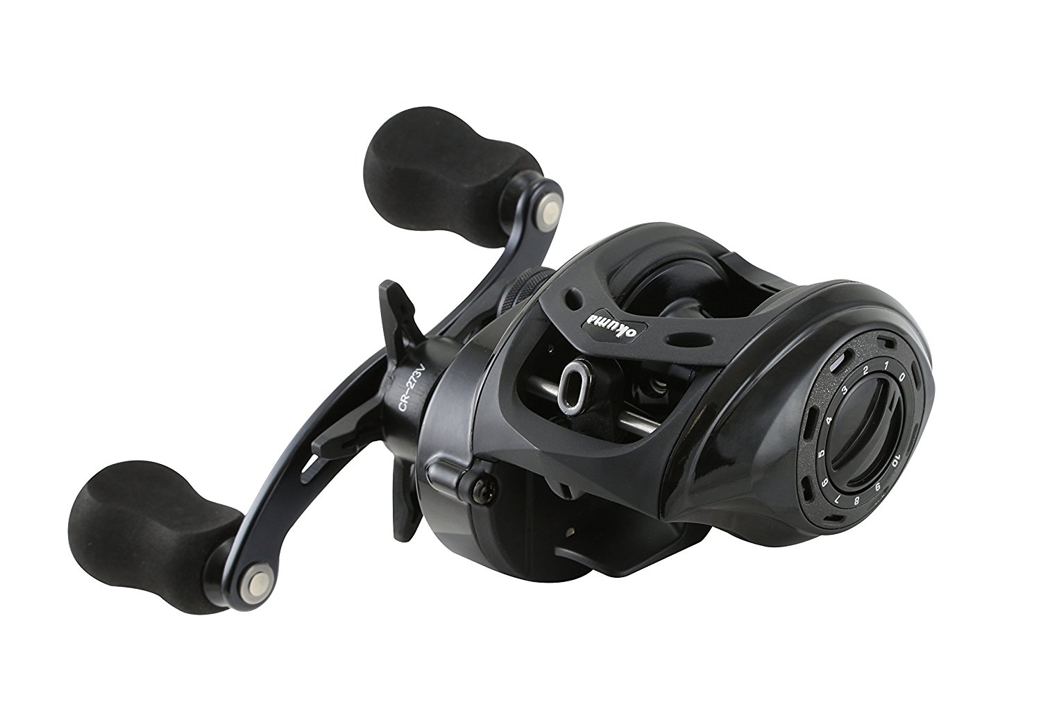 Okuma Cerros Lightweight Low Profile Baitcast Reel