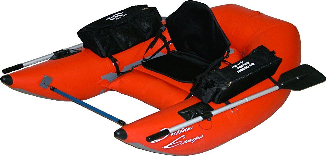 Outlaw Escape Pontoon Float Tube