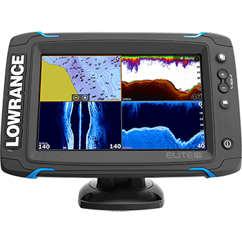 Lowrance Elite 7 Fishfinder Review
