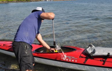 bilge pump for kayak