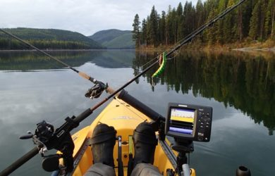 fishfinder for fishing
