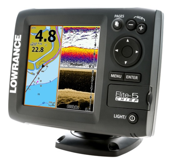 fishfinder in fishing