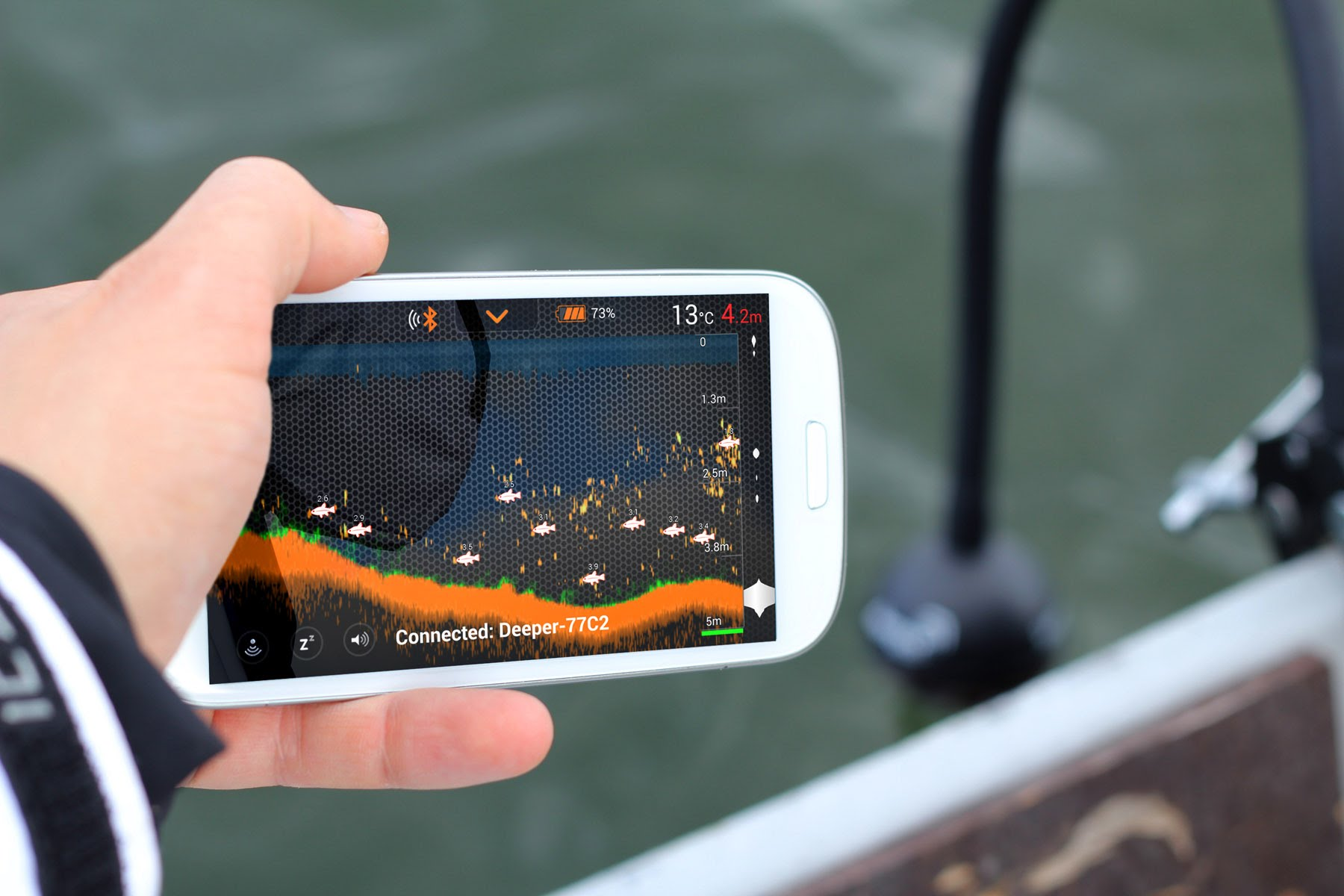 fish finder for kayak fishing