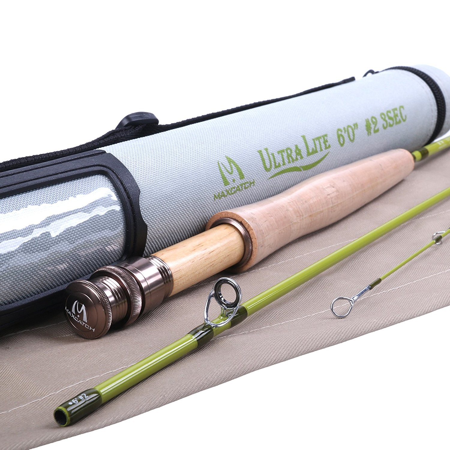 Maxcatch Ultra-lite Fly Rod