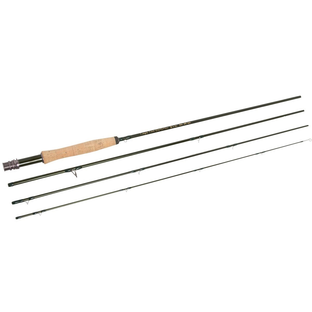 TFO BVK Series Fly Fishing Rod