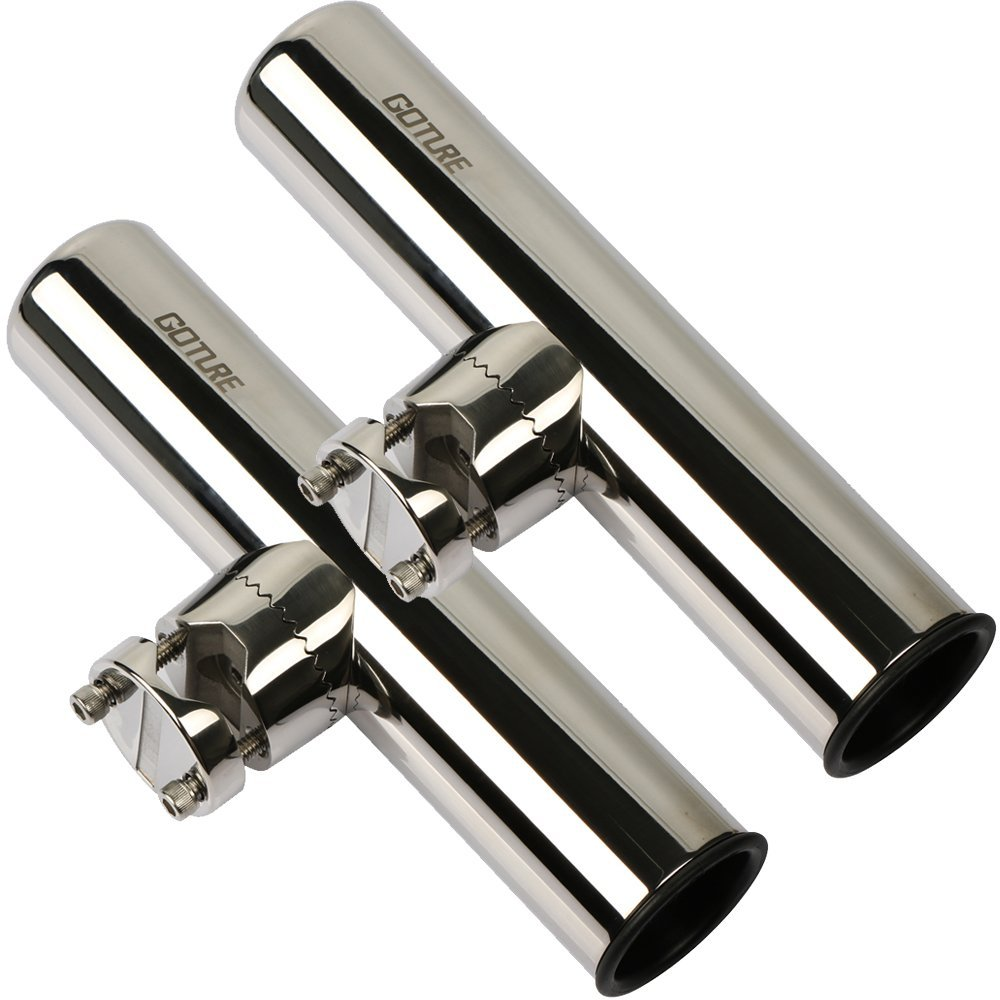 Goture Stainless Steel Fishing Rod Holder