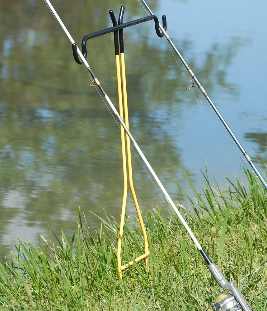 RITE-HITE Dual Fishing Rod Holder