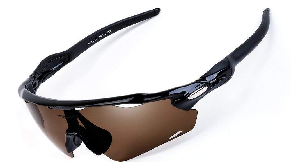 BATFOX Polarized Sports Sunglass