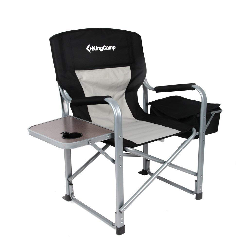 KingCamp Heavy Duty Steel Folding Chair