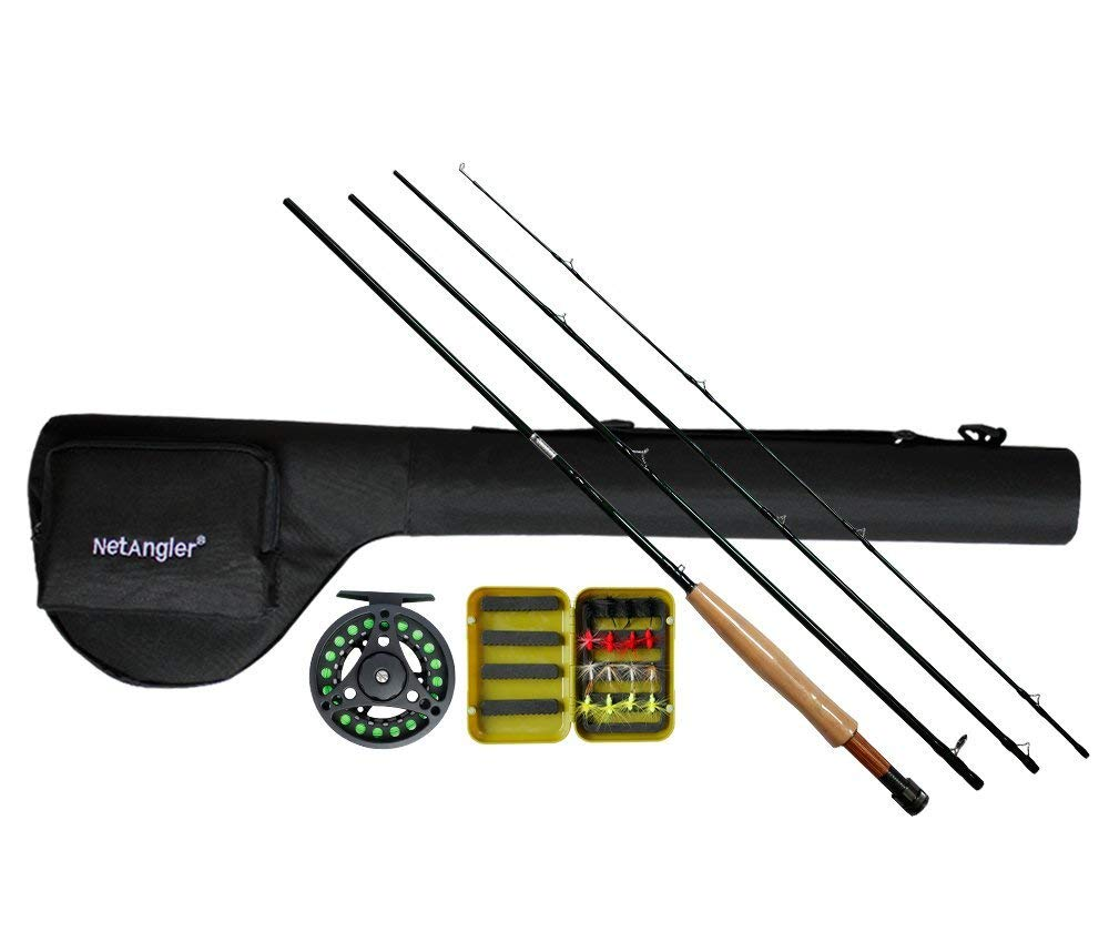 NetAngler Fly Fishing Combo