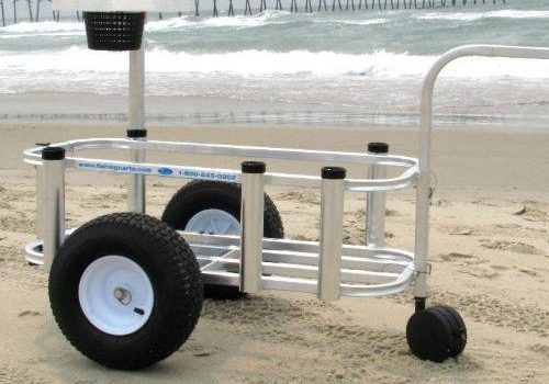 Surf Fishing Cart